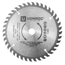 Circular saw blade 150 x 16mm - 40T |  Suitable for wood - Universal