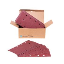 Sanding paper for orbital sheet sander | 92x187mm – 50 pcs.