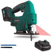 Jig saw 20V - 4.0Ah | Incl. battery and charger