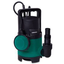 Submersible pump 400W - 8000l/h | Dirty and clean water