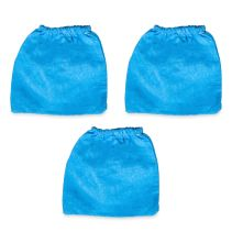 Cloth filters for dry vacuum cleaner - 3 pcs