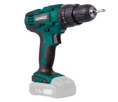 Cordless impact drill 20V | Excl. battery and charger
