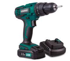 Cordless impact drill 20V - 2.0Ah