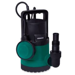 Submersible pump 300W – 6500l/h | For clean and slightly polluted water