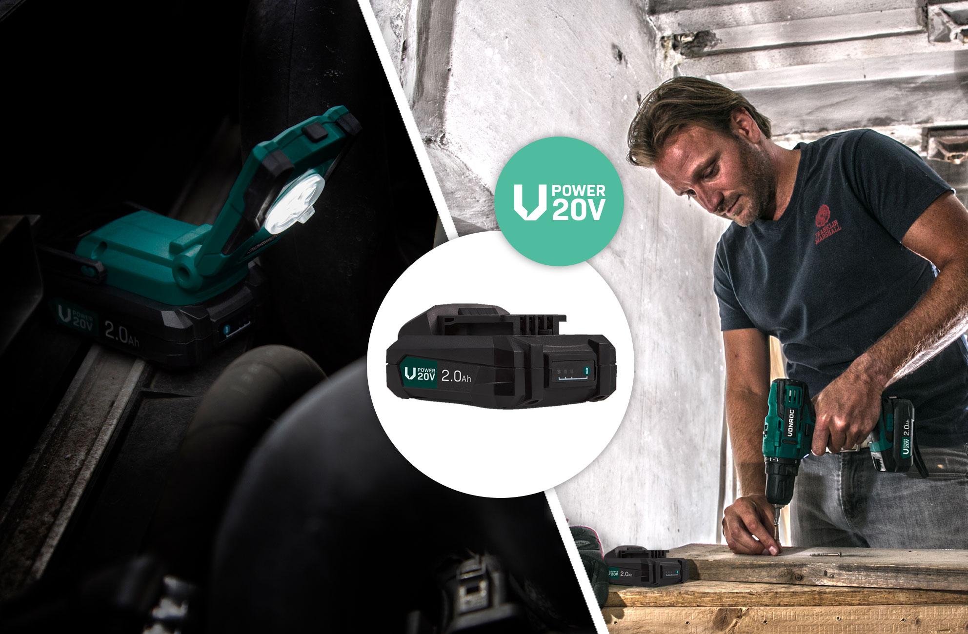 VPower 20V Platform - NL/BE>